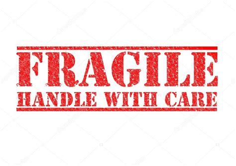 fragile rubber st fr 225 gil manusear cuidado foto stock 169 chrisdorney