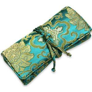 how to make a jewelry roll bag gift a jewelry travel roll bag travel bag quest