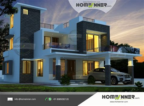 bedroom home design 2036 sq ft 4 bedroom luxury home design indianhomedesign