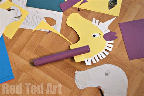 crafts with pony unicorn hobby craft ted s
