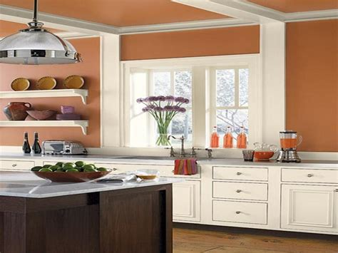 kitchen color scheme kitchen orange kitchen color schemes with wood
