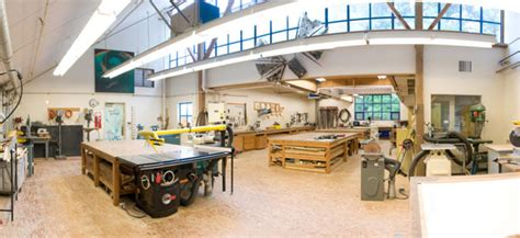 the woodwork shop facilities openlab