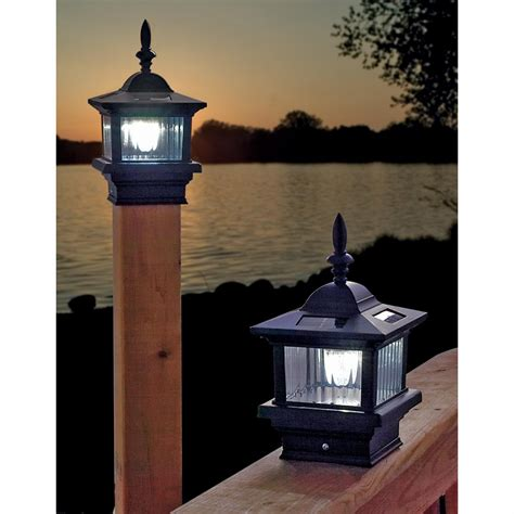 westinghouse solar lighting westinghouse 174 solar deck light 100632 solar outdoor