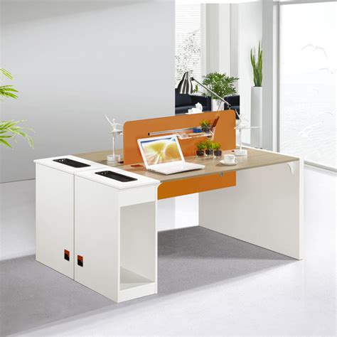 2 person office desk 2 person modern office furniture specification 3 drawer