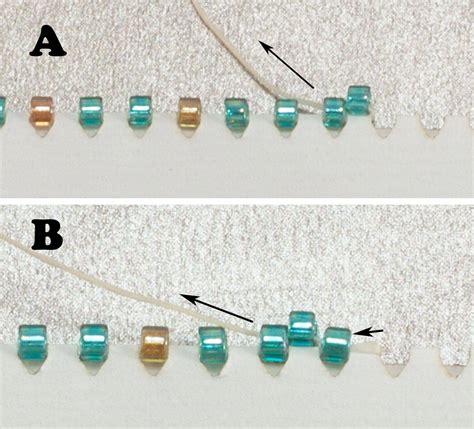peyote stitch beading peyote stitch tutorial varieties and patterns stitch