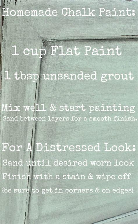 diy chalk paint unsanded grout chalk paint vs ascp