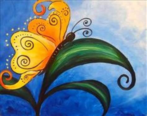 paint with a twist greenville sc wings of rainbow stained glass by artist elaina