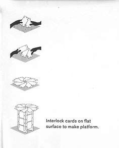 how do you make a house of cards 1000 images about eames house of cards on