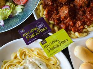 olive garden is selling a pass that gives you a year of unlimited pasta for just 300 markets