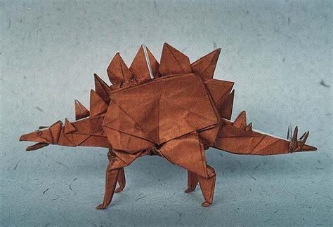 origami stegosaurus stegosaurus