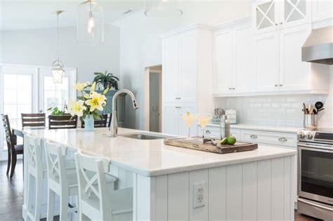 Bright Kitchen Color Ideas white coastal kitchen photos hgtv