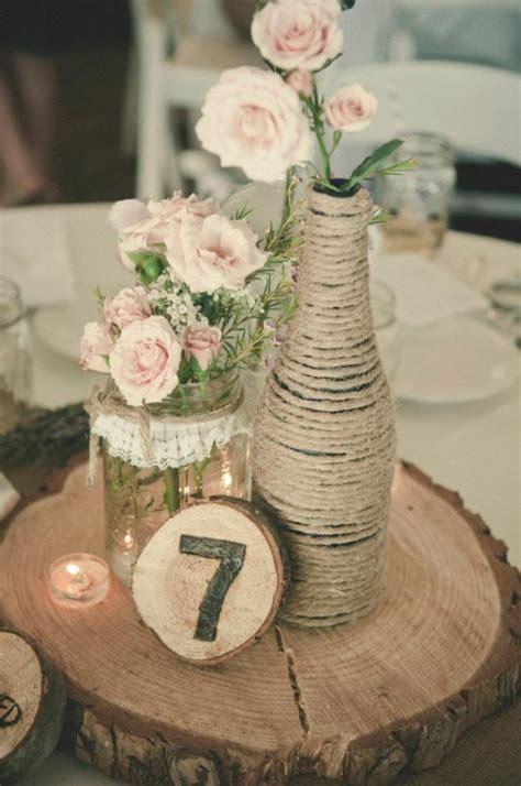 rustic table centerpieces rustic wedding centerpiece ideas rustic wedding chic