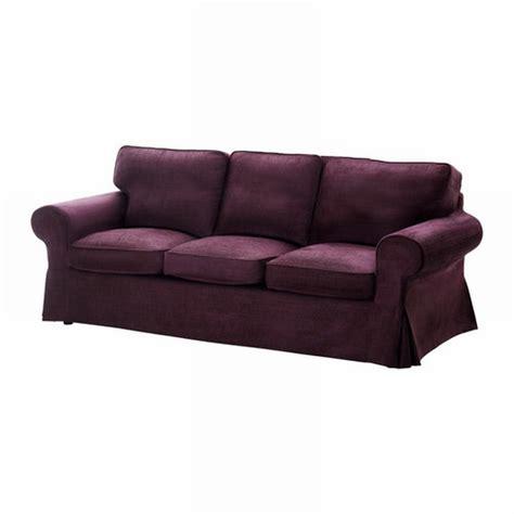 3 seat sofa slipcovers ikea ektorp 3 seat sofa cover slipcover tullinge lilac