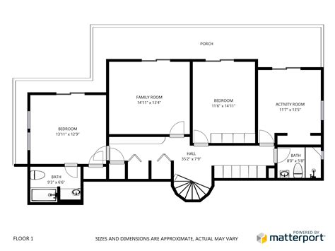 schematic floor plan frequently asked questions matterport