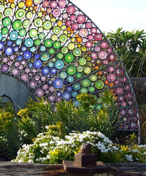 Garden Glass Glass Garden Sculpture Garden Outdoors Ideas