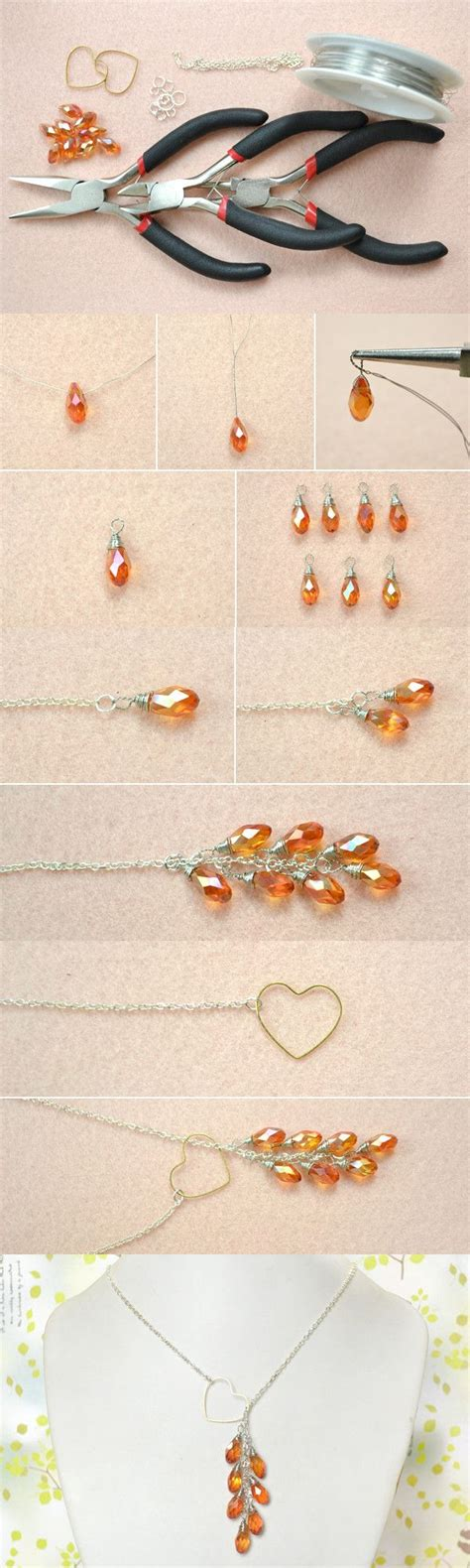 how to make and sell jewelry diy bijoux easy diy tutorial on how to make a