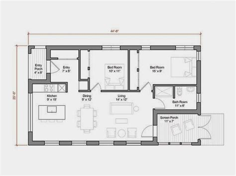 small home floor plans 1000 sq ft modern house plans 1000 sq ft basement floor plans