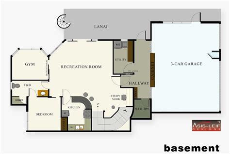 basement plans basement floor plans ideas house plans 1849