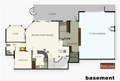 basement plan basement floor plans ideas house plans 1849