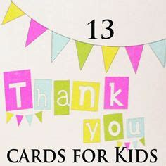 thank you cards for children to make birthday ideas on lego wars