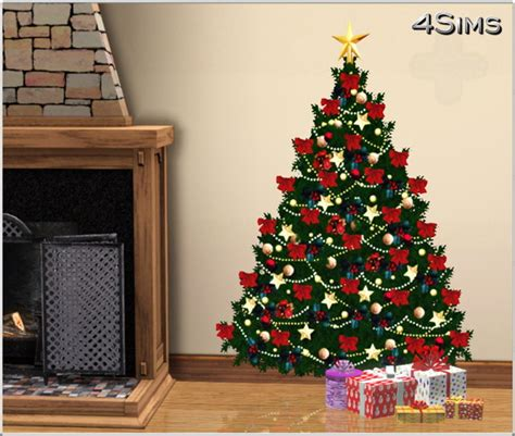 sims 3 weihnachtsbaum 11 trees wall decals for sims 3 4sims