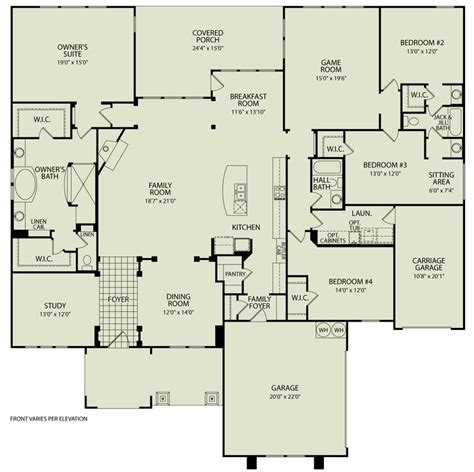 custom home plan 25 best ideas about custom home plans on