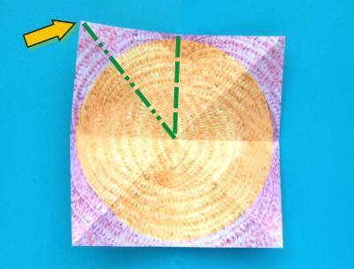 origami sombrero joost langeveld origami page