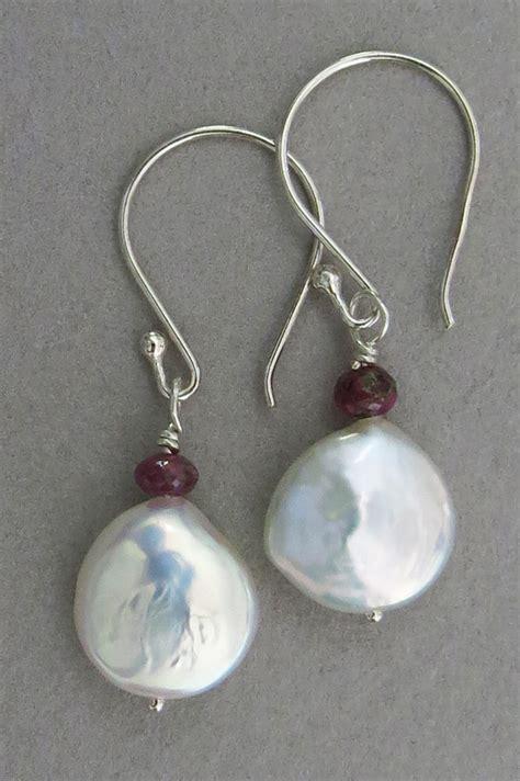 handmade beaded jewelry sale handmade white coin pearl earrings handmade jewelry