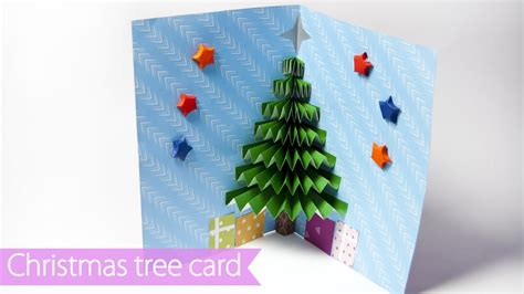 how to make a tree card 3d pop up card how to make a paper
