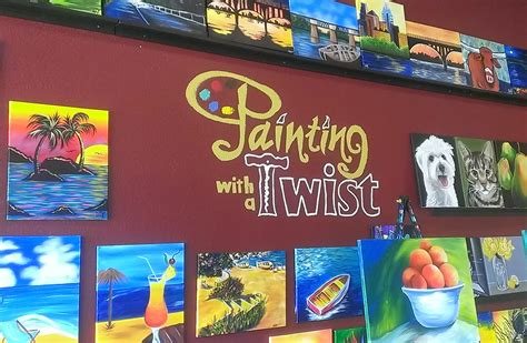 paint with a twist orlando florida travel sleuth