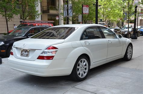 2008 Mercedes S550 For Sale by 2008 Mercedes S Class S550 Stock Gc1952a For Sale