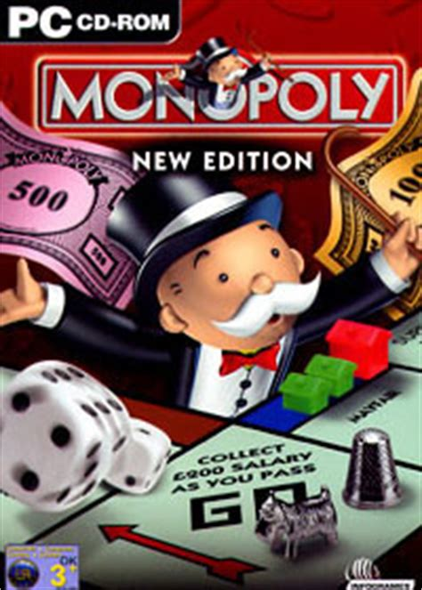 for pc from hasbro hasbro monopoly new edition pc pc review compare