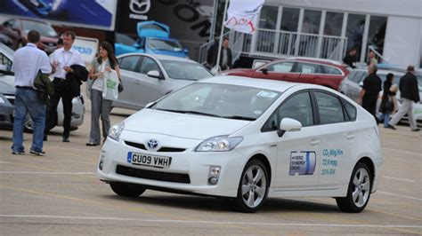 Car Company by Prius Shines At Company Car In Toyota
