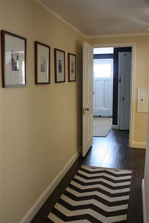 behr paint colors for hallways west elm zigzag runner transitional entrance foyer