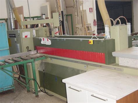 italian woodworking machinery jj smith italy scm alpha 2002 pf