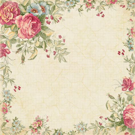free decoupage papers 11 best photos of freebie shabby chic scrapbook paper