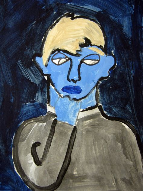 picasso paintings images blue period blue period 3