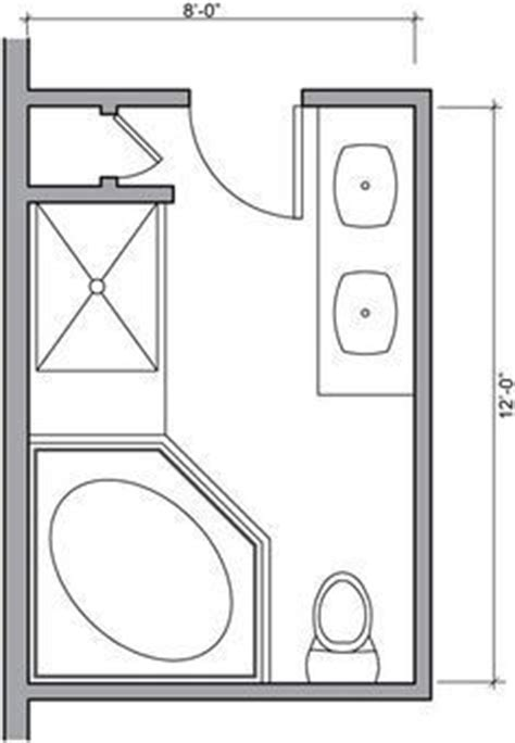 5x7 bathroom floor plans 5x7 bathroom on bathroom remodel pictures