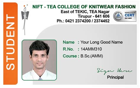 how to make student id cards id card coimbatore ph 97905 47171 student id card