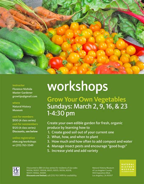 history of vegetable gardening vegetable gardening workshops at the history