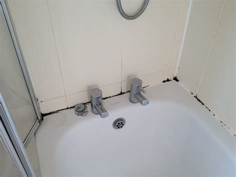 shower bath seal replace shower screen and re seal bath handyman in