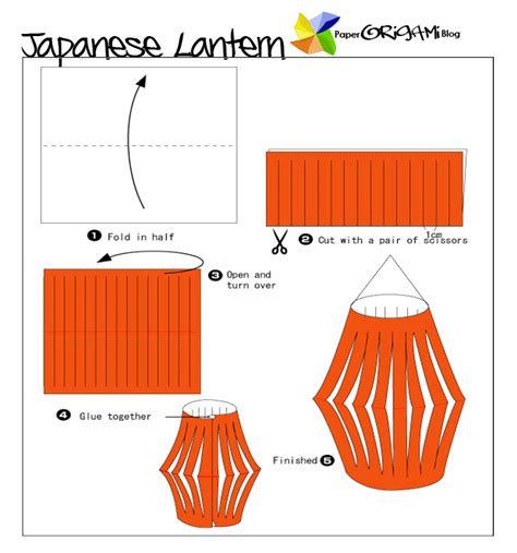 July 2011 Paper Origami Guide