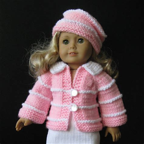 knitting patterns for 18 inch dolls free free 18 inch doll knitting pattern simple free