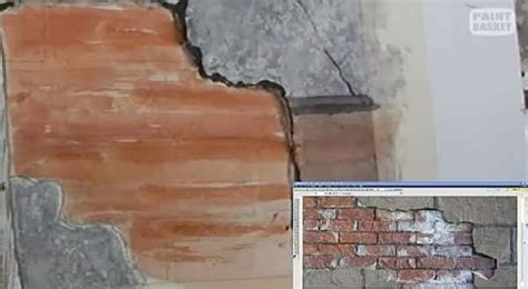 shadow plaster how to paint wood rust and plaster in watercolour