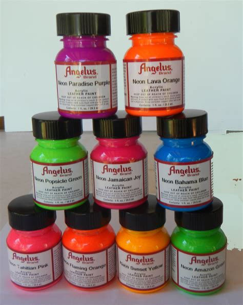 angelus paint how to use quot angelus shoe angelus leather paint angelus shoe