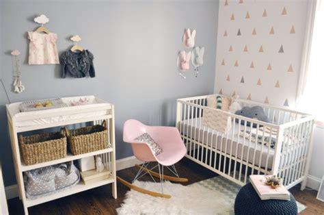 modern baby nursery decor modern and cozy baby nursery with trendy triangles