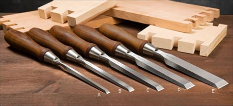 veritas woodworking tools veritas 174 bench chisels valley tools