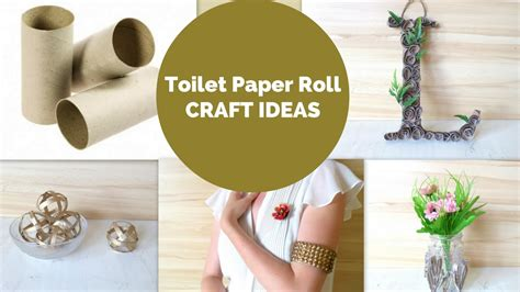 toilet paper craft ideas 5 creative toilet paper roll crafts diy toilet paper