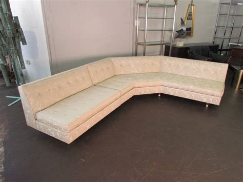 l shaped sofa table phenomenal signed harvey probber l shaped sofa with sofa