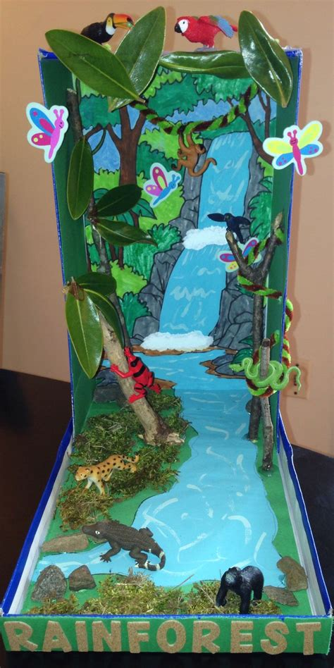 rainforest craft ideas for 128 best images about rainforest on